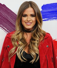 Jojo Fletcher's Take On That Dancing With The Stars Controversy+ Teen Hairstyles, Pretty Hairstyles, Jojo Fletcher, Hair Romance, Natural Hair Styles, Long Hair Styles, Hair Flip, Fall Hair, Balayage Hair
