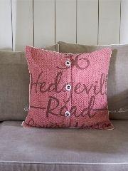 36 Hedgeville Road Cushion Cover - Rivièra Maison - Kussenhoes