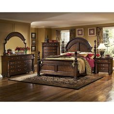 Fairfax Home Collections Bainbridge Platform Customizable Bedroom Set Buy Bedroom Furniture, Furniture Near Me, Home Decor Bedroom, Kitchen Furniture, Furniture Design, Bedroom Décor, Furniture Online, Furniture Stores, Discount Furniture