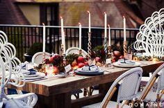 Exclusive: Dianna Agron's Stunning Backyard Makeover via @mydomaine