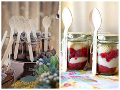cupcakes in a mason jar sounds perfectly doable