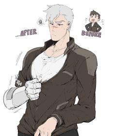 I feel your pain Shiro Form Voltron, Voltron Ships, Voltron Klance, Handsome Anime Guys, Hot Anime Guys, Character Inspiration, Character Design, Takashi Shirogane, Shiro Voltron