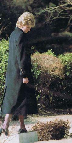 Princess Diana, 1995