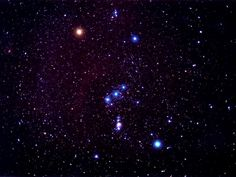 Orion//, sometimes subtitled The Hunter, is a prominent constellation located on the celestial equator and visible throughout the world. It is one of the most conspicuous, and most recognizable constellations in the night sky. Its name refers to Orion, a hunter in Greek mythology.