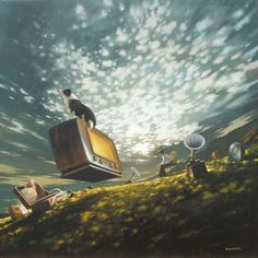 Ceili Night by Jimmy Lawlor - PRINT - The Keeling Gallery