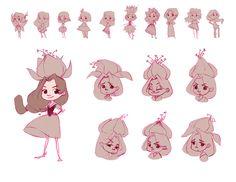 The Thriving Diamond-Elf-Character Designs