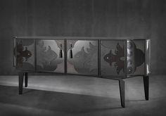 VALENTINA sideboard. Copyright by Coleccion Alexandra. 2013