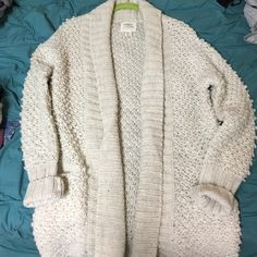 Sweater Long wool sweater Sweaters Cardigans