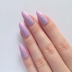 pregos Lilac estilete, design de unhas, arte prego, pregos, pregos de estilete…