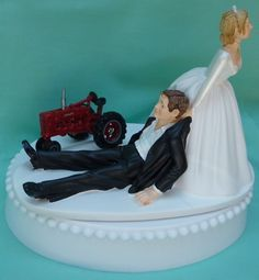 international tractor wedding cake topper 1000 images about janet s wedding ideas on 16467