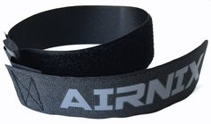 """AIRNIX 4 Pack (18"""" x 1.5"""") Heavy Duty Sewn Hook & Loop Straps with Buckle"""
