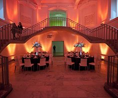 This is one of the more unique venues we've seen. Wedding Locations, Wedding Events, Wedding Reception, Weddings, Wedding Venue Inspiration, Wedding Ideas, Vancouver Wedding Venue, Vancouver Art Gallery, When I Get Married