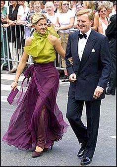 Queen Maxima&King Willem Alexander