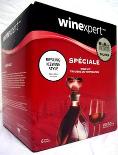 RIESLING Icewine Style Wine Making Kit Selection Speciale