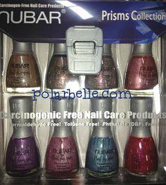 #Nubar #Prisms Collection #nailart #nails #notd #nailpolishbloggers #nailbloggers #beautybloggers #bbloggers #bbcoalition via @Polarbelle