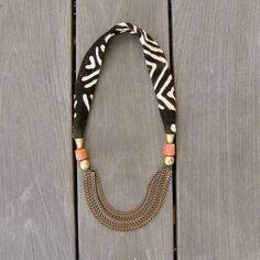 want.Basquiat Necklace
