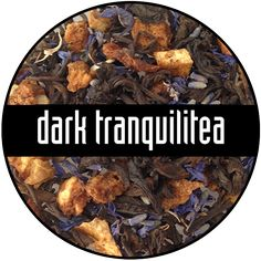 Dark TranquiliTea - 2 oz Bag