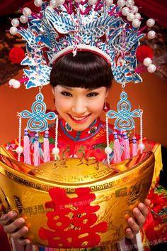 Chinese wedding photoshoot - 天津米兰婚纱摄影