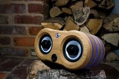 Making An LED Illuminated Oak Bluetooth Speakerhttp://www.instructables.com/id/Making-a-Beautiful-Oak-Bluetooth-Speaker/