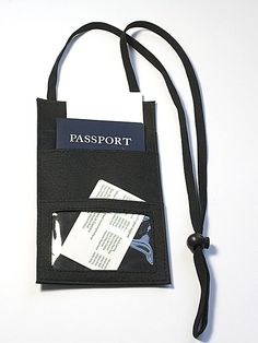 $1.00 Travel Neck Wallet At Liquidationprice.com