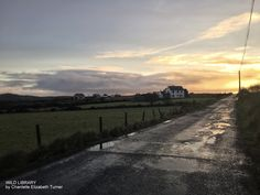 Small acts of kindness, short story, Wild Library Blog Beautiful country roads Donegal, Ierland