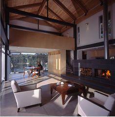 MacKay Lyons = fav residential architecture