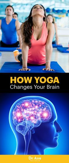 Did you ever wonder how yoga changes your brain? As it turns out, that post-session happiness you feel isn't just in your head.