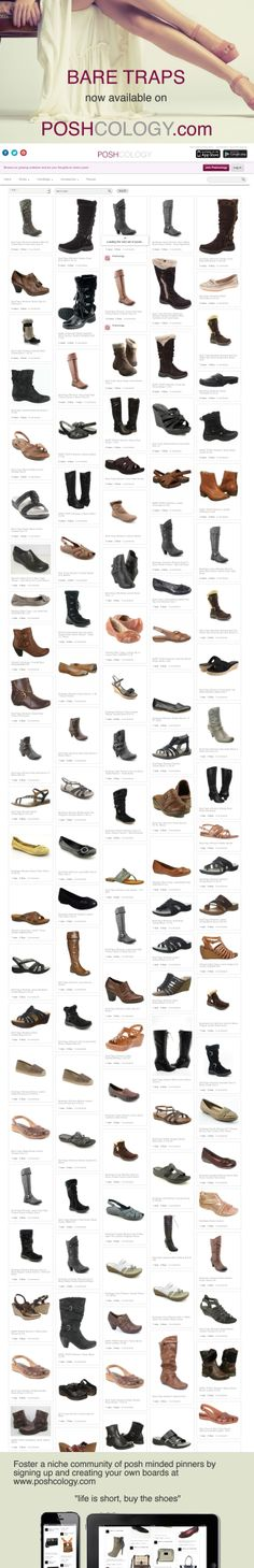 Search Bare Traps at http://www.poshcology.com/search?title=bare+traps  #baretraps, #shoes, #handbags, #bags, #style, #cozyboots
