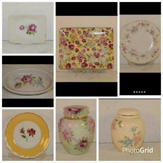 Shabby chic love! So many pretty pieces for your home at Shellyssselectsalvage.com