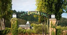 Eating, drinking, and relaxing at Francis Ford Coppola Winery in Sonoma County, California. California Wine, California Travel, Windsor California, Sonoma California, Sonoma Wineries, Barolo Wine, Virginia Wineries, Francis Ford Coppola, Sonoma County