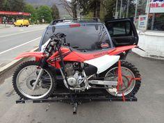 Kims new bike