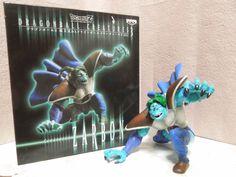 Dragon Ball Creatures 3 Zarbon Second Form DX Figure Banpresto from Japan