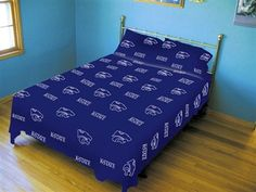 Kansas State College Twin XL Sheets