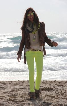 bien star in tarifa at the beach - mytenida
