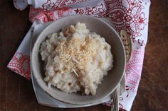 Coconut Rice Pudding: coconut milk, coconut, rum and gorgeous spices make a beautiful dessert.