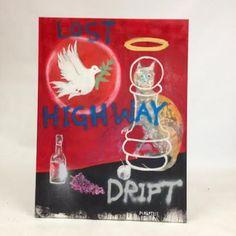 www.ompomhappy.com interview with Australian raw artist Marty Baptist #art #rawart #MartyBaptist #artbrut #modernart #contemporaryart #artcontemporain #kunst #artgallery #painting #artist #studio #artstudio #australianart #australianartist