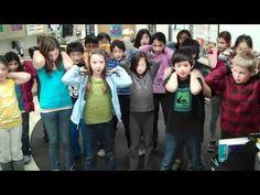 Skeleton Skeletal System Fifth Grade Human Body Dance Song