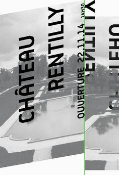 baldinger•vu-huu | Château Rentilly, Ouverture