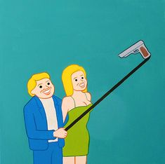 Joan Cornella's comics  I like the unique and strong and kind of black sense of…