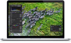 "MacBook Pro - 15"" con retina display"