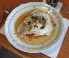 Recipe Steamed Barramundi with Thai Coconut Sauce and Ginger Sweet Potato Mash by Pam Moffat - Recipe of category Main dishes - fish Coconut Sauce, Thai Coconut, Seafood Dinner, Fish And Seafood, Fish Recipes, Great Recipes, Barramundi Recipes, Fish Dishes, Main Dishes