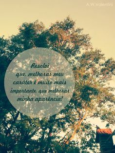 ponderamentos: Inspiração #Resolutions #QuemNaoPensaPassa #beleza