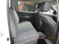 Used Toyota Hilux Srx P/u d/c FSH for sale in Gauteng, car manufactured in 2015 Used Toyota, Toyota Hilux, 5 D, Car Seats, Cars, Autos, Car, Automobile, Trucks
