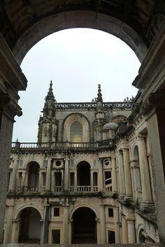 Convento de Cristo - Tomar - Portugal