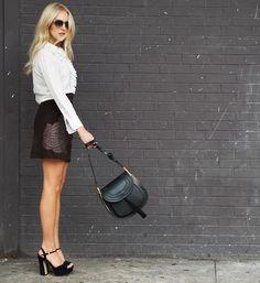 chloe #leandra #streetstyle   STREET   Pinterest   Chloe, Leandra ...