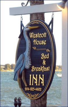 A great choice for a B Bayfront Westcott House Bed & Breakfast Inn Saint Augustine, Florida~laurafreeman@watsonrealtycorp.com