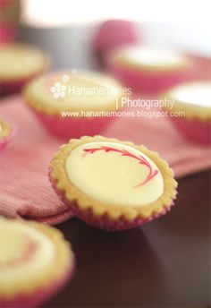 HaNa's FamiLy: Blueberry Cheese Tart