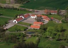 Klintholm gods på Møn.