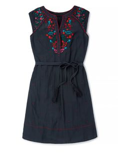 Amelia Dress WH824 Day Dresses at Boden