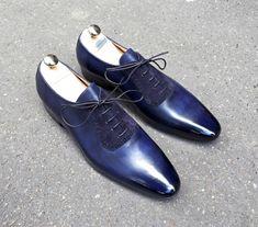 Caulaincourt shoes - Hemingway Napoléon -